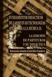 Fundamentos didácticos de las Nuevas Tecnologías aplicadas a la música II