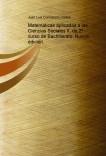 Matemáticas aplicadas a las Ciencias Sociales II, de 2º curso de Bachillerato. Nueva edición.