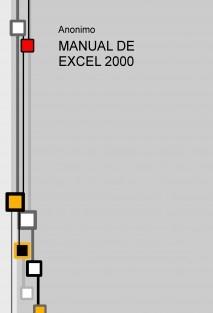 MANUAL DE EXCEL 2000