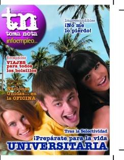 Nº 16 Revista Toma Nota - Infoempleo.com