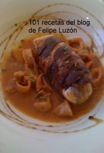 101 recetas del blog de Felipe Luzón