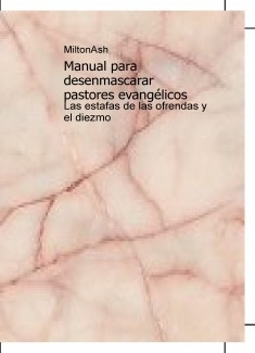 Manual para desenmascarar pastores evangélicos