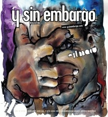 Y SIN EMBARGO magazine #20, extimacy