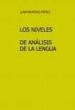 LOS NIVELES DE ANÁLISIS DE LA LENGUA
