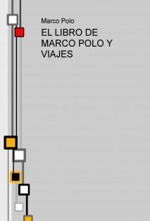 EL LIBRO DE MARCO POLO Y VIAJES