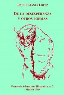 De la desesperanza y otros poemas