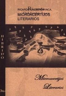 MICROACERTIJOS LITERARIOS