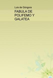 FABULA DE POLIFEMO Y GALATEA