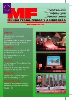 Revista Mundo Ferial Ferias y Congresos Nº 151 Julio-Agosto 2009