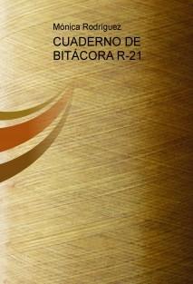 CUADERNO DE BITÁCORA R-21