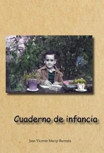 cuaderno de infancia