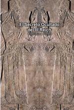 Libro El Secreto Ocultado del III Reich, autor Francisco Javier Torrent Rodrigo