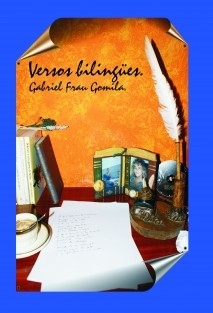 Versos bilingües.