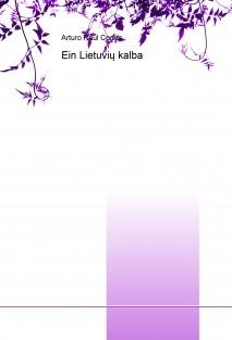 Ein Lietuvių kalba