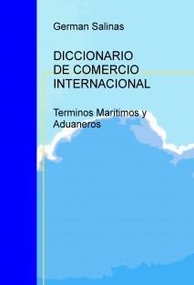 DICCIONARIO DE COMERCIO INTERNACIONAL