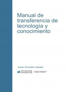 Manual de transferencia de tecnología y conocimiento