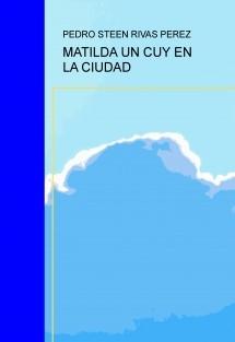 MATILDA UN CUY EN LA CIUDAD
