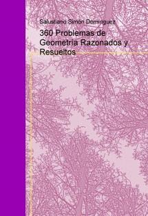 360 Problemas de Geometría Razonados y Resueltos
