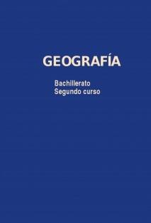 Geografía. Bachillerato. Segundo curso (versión blanco y negro) 2015