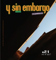 Y SIN EMBARGO magazine #21, ink or link?