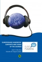Libro EUROPODIANS LANGUAGE COURSES FOR MOBILE TECHNOLOGIES: CONTENTS AND USAGE OF THE COURSES, autor europodians
