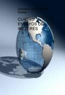 CUATRO ENSAYOS DE INTERÉS