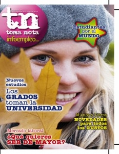 Nº 17 Revista Toma Nota - Infoempleo.com