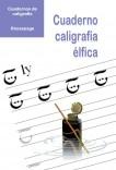 Cuaderno de caligrafía élfica