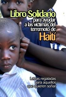 Libro Solidario para ayudar a las víctimas del terremoto de Haití
