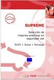 SUPREME. Selección de las mejores prácticas de seguriad vial
