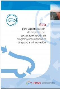 Guía de participación en programas internacionales de apoyo a la innovación