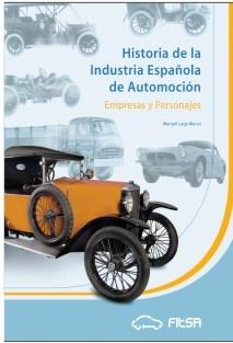 Historia de la Industria Española de Automoción