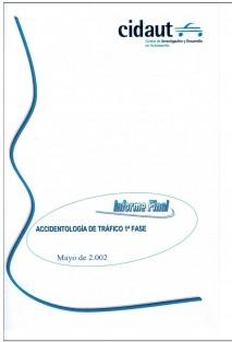 Accidentología de tráfico I : Situación internacional del análisis en profundidad de accidentes