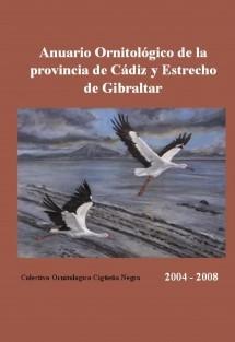Versión En Color - ANUARIO ORNITOLÓGICO de la Provincia de Cádiz y Estrecho de Gibraltar. Años 2004 a 2008