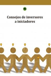 Consejos de inversores a iniciadores
