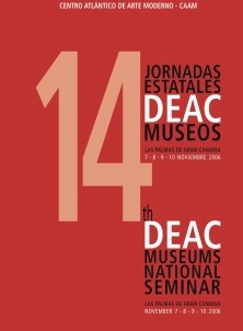 14 Jornadas Estatales DEAC Museos