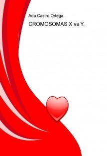 CROMOSOMAS X vs Y.
