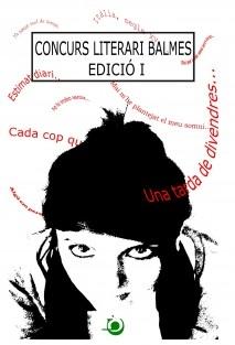 CONCURS LITERARI BALMES - Edició I -