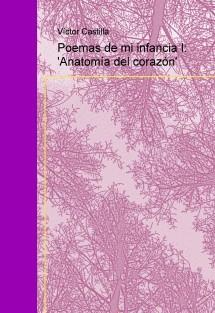 Poemas de mi infancia I: 'Anatomía del corazón'