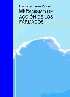 MECANISMO DE ACCIÓN DE LOS FÁRMACOS