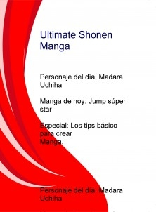 Ultimate Shonen Manga