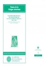 Libro COLEICIÓN DIPLOMÁTICA DEL MONESTERIU DE SAN SALVADOR DE CORNIANA (1024-1499), autor academiadelallingua