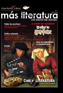 Más Literatura - nº 2 - Abril 2010
