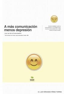 A más comunicación menos depresión