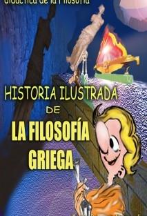 Historia ilustrada de la Filosofía griega (color y pegado)