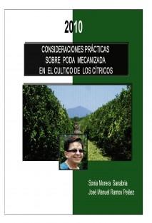CONSIDERACIONES PRÁCTICAS SOBRE PODA MECANIZADA EN EL CULTIVO DE LOS CÍTRICOS