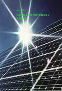 Central solar fotovoltaica 2 (Pliego)