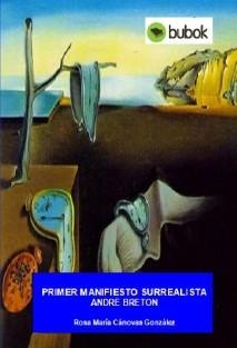 PRIMER MANIFIESTO SURREALISTA