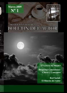 Boletín del Autor nº1