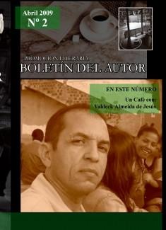 Boletín del Autor nº2